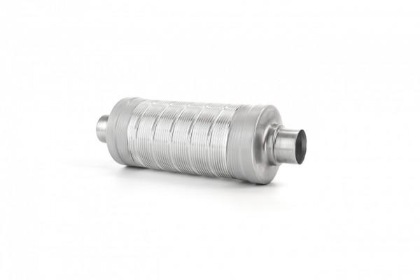 Ø 60mm Warmluft und Zuluft Schalldämpfer