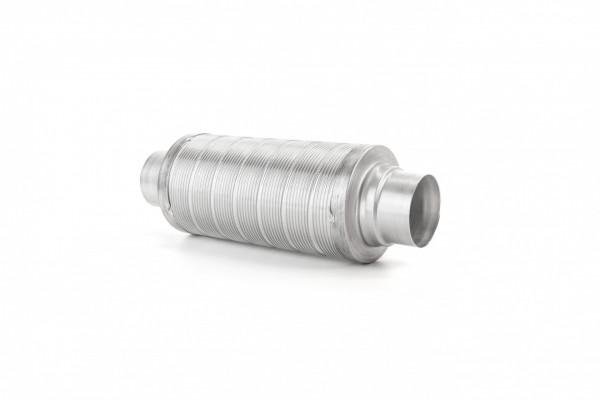 Ø 75mm Warmluft und Zuluft Schalldämpfer
