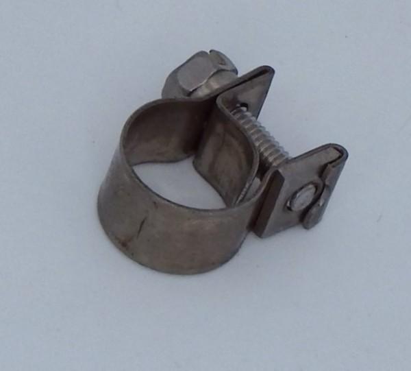 Schlauchschelle Ø 8-10mm VA