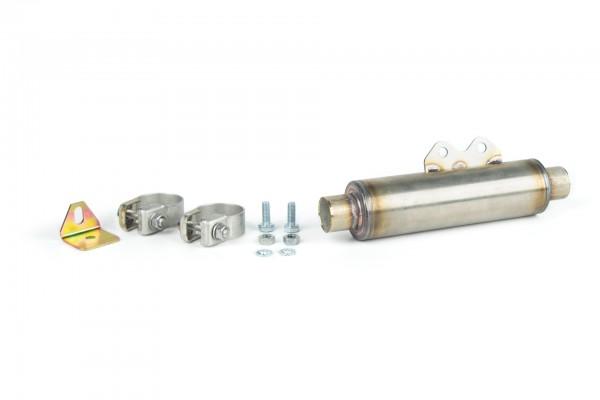 Abgasschalldämpfer rund Ø 24mm
