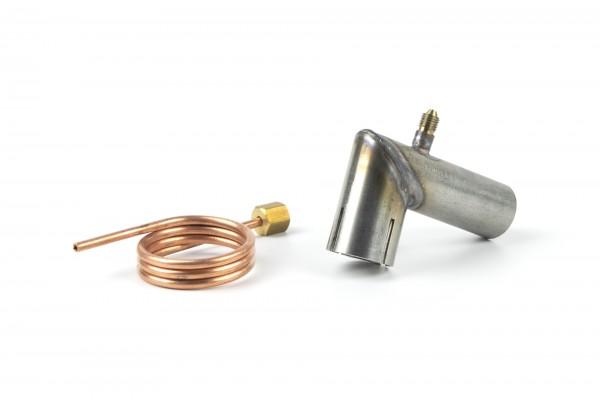 Kondensatabscheider-Set 90° für Ø 24mm Abgasrohr