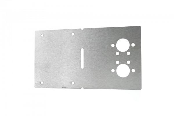 Montagehalterung 2D/ 4D zum biegen